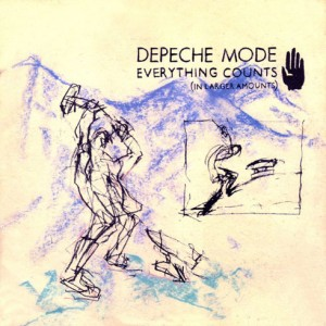 Depeche Mode - Everything Counts (2)