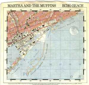 Martha And The Muffins - Echo Beach