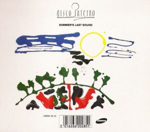 Disco Inferno - Summer's Last Sound (12'')