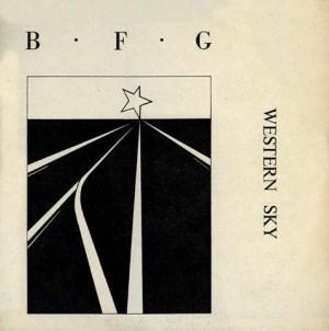 B.F.G. - Western Sky (12'')