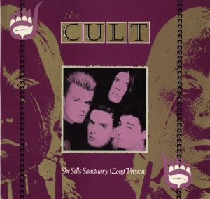 The Cult - She Sells Sanctuary (12'' #1)