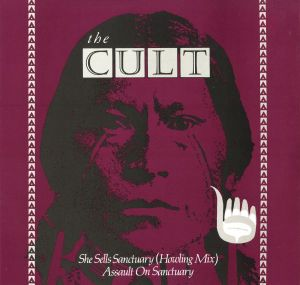 The Cult - She Sells Sanctuary (12'' #2)