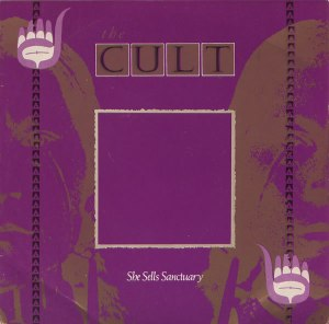 The Cult - She Sells Sanctuary (7'')