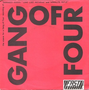 Gang Of Four - Damaged Goods (7'' #1)