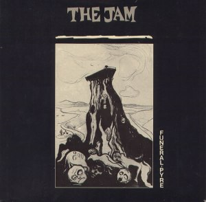 The Jam - Funeral Pyre (7'')