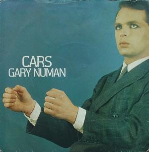 Gary Numan - Cars (7'')