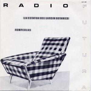 Radio Futura - La Estatua Del Jardín Botánico (7'')