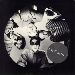 McCarthy - Red Sleeping Beauty (7'')