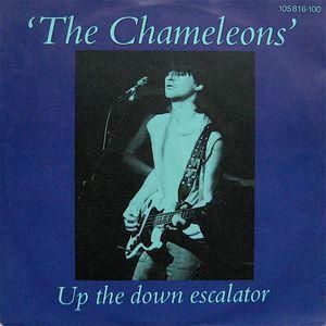 The Chameleons - Up The Down Escalator (7'')