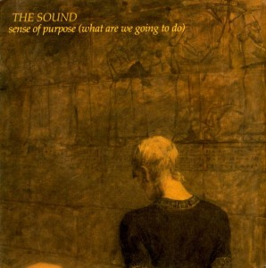 The Sound - Sense Of Purpose (7'')
