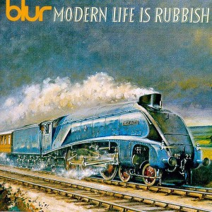 Blur - Modern Life Is Rubbish (1993)
