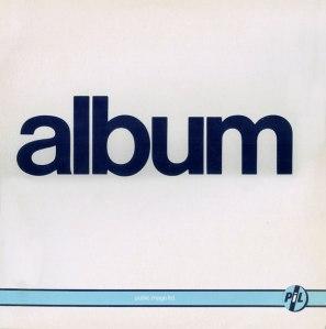 Public Image Ltd. - Album (Virgin Records, 1986).